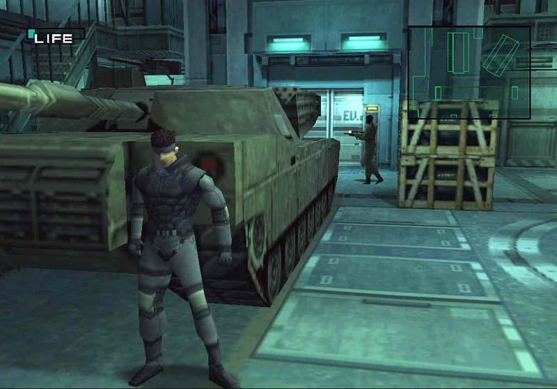 Cultura Geek Metal Gear Solid retro review 2