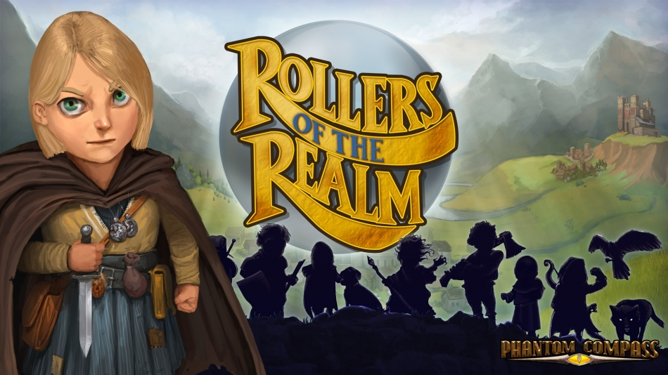 Cultura Geek Rollers of the Realm 1