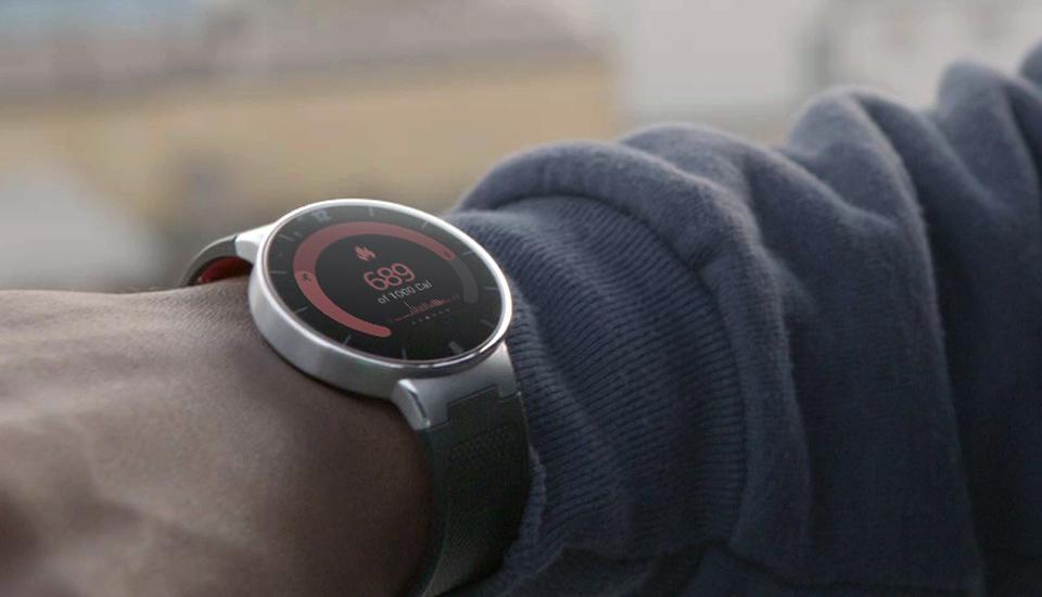 Alcatel Watch culturageek.com.ar