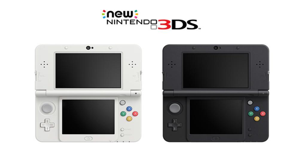 Cultura Geek New 3DS