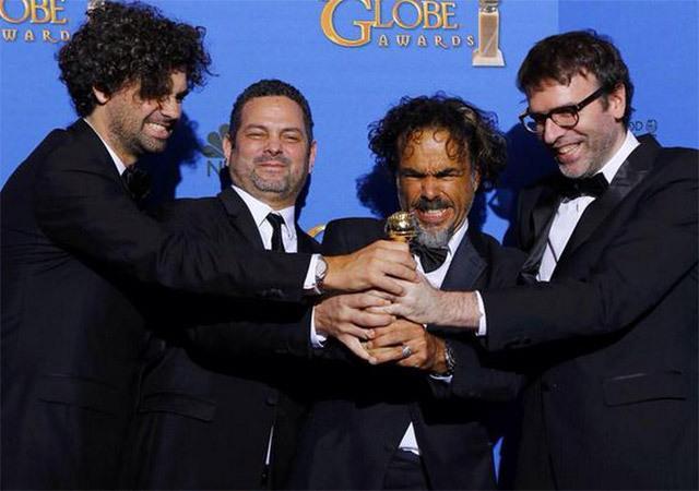 Golden Globe 2015 culturageek.com.ar