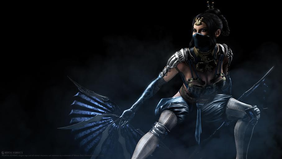 Kitana Mortal Kombat X