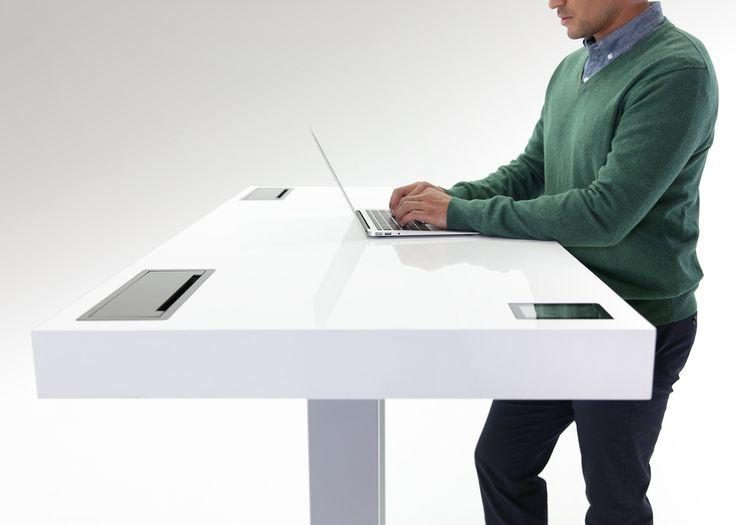 kinetic desk culturageek.com.ar