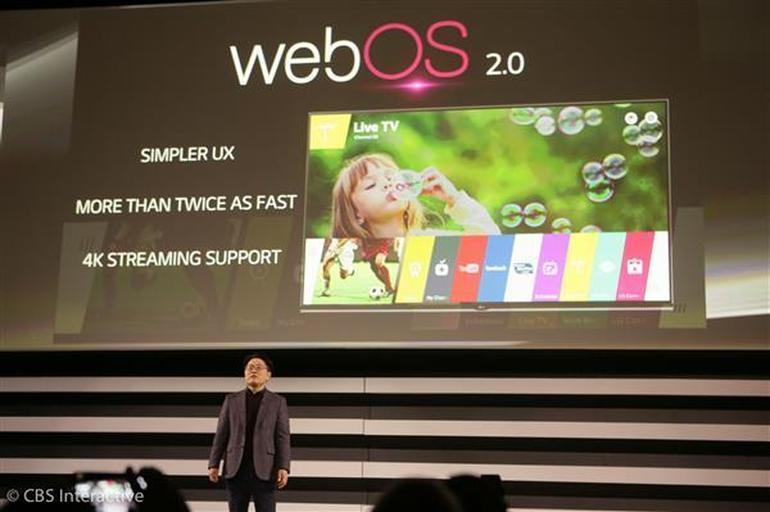 LG Flex 2 CES WebOs culturageek.com.ar