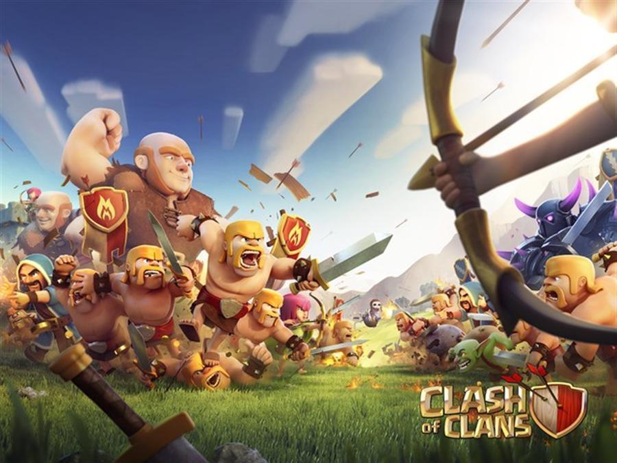 Cultura Geek Clash of Clans 1