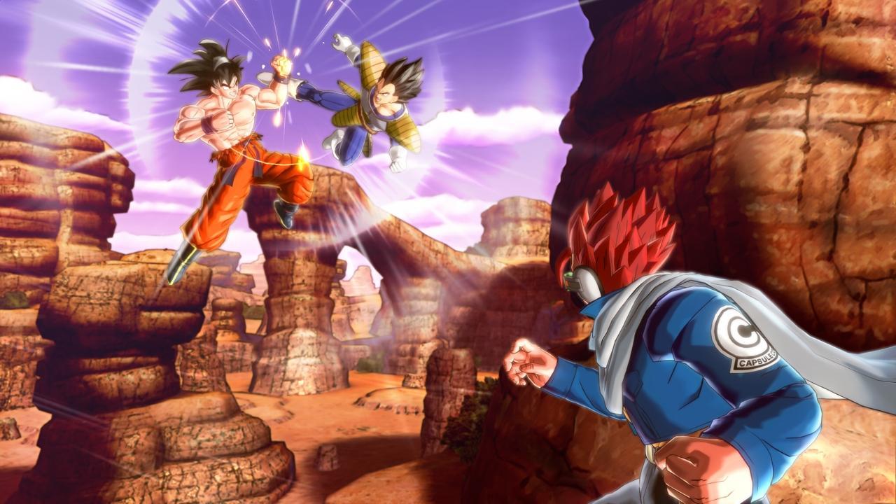 Cultura Geek Dragon Ball XenoVerse 5