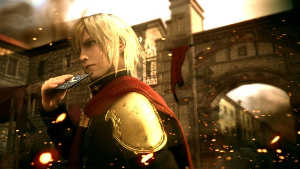 Cultura Geek Final Fantasy Type-0 HD 1
