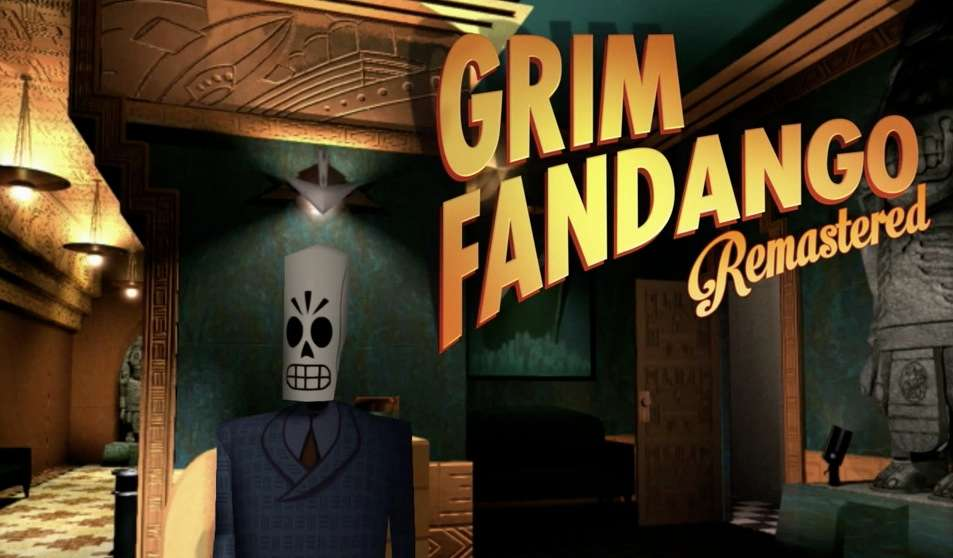 Cultura Geek Grim Fandango Remastered 1