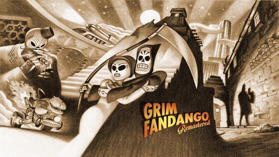 Cultura Geek Grim Fandango Remastered 2