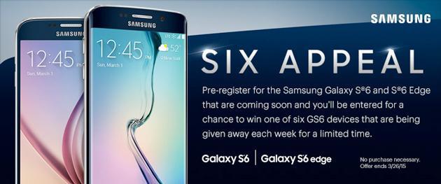 Galaxy S6 edge culturageek.com.