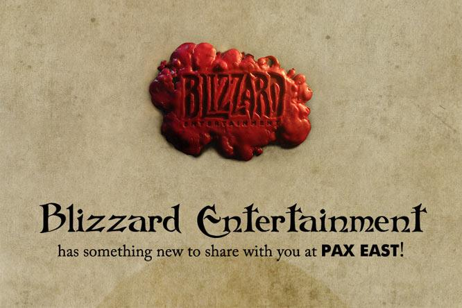 Blizzard PAX East
