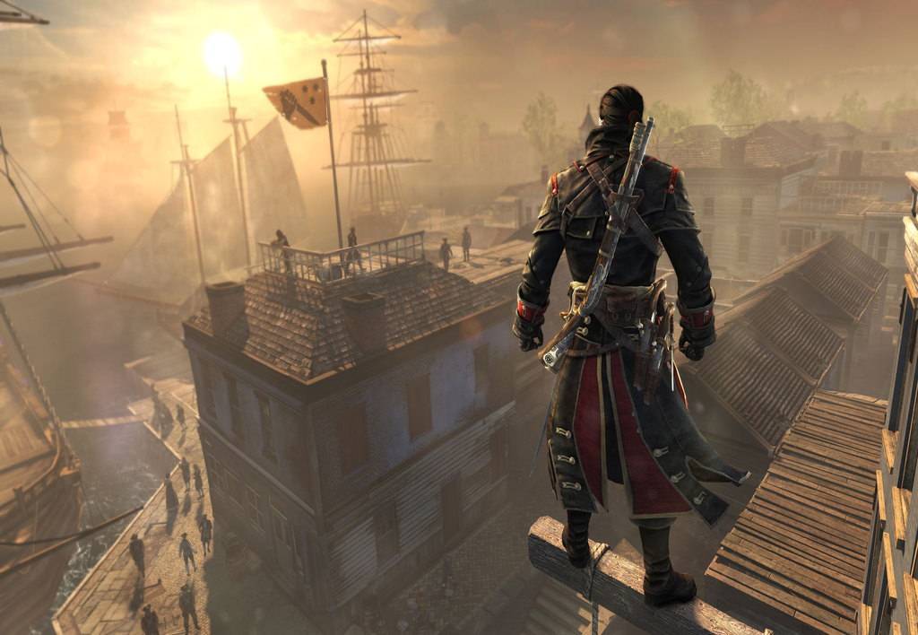Cultura Geek Assassin's Creed Rogue PC 2