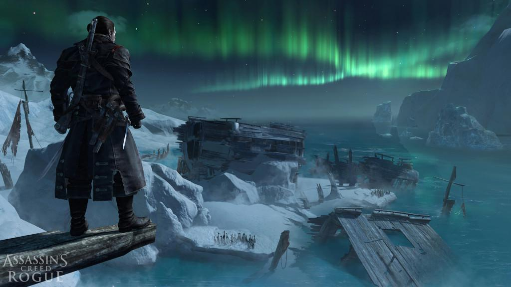 Cultura Geek Assassin's Creed Rogue PC 3