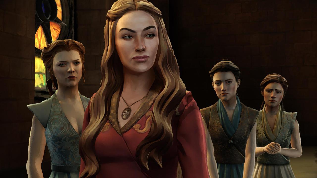 Cultura Geek Game of Thrones Telltale 1