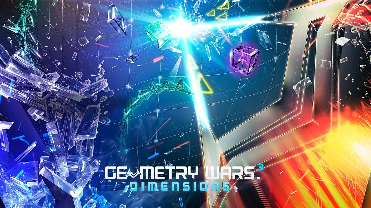 Cultura Geek Geometry Wars 1