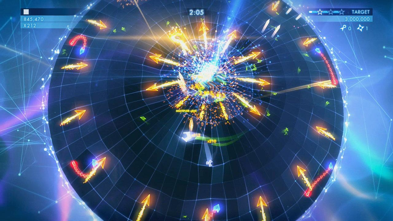 Cultura Geek Geometry Wars 2