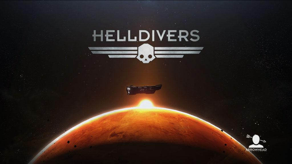 Cultura Geek Helldivers 1