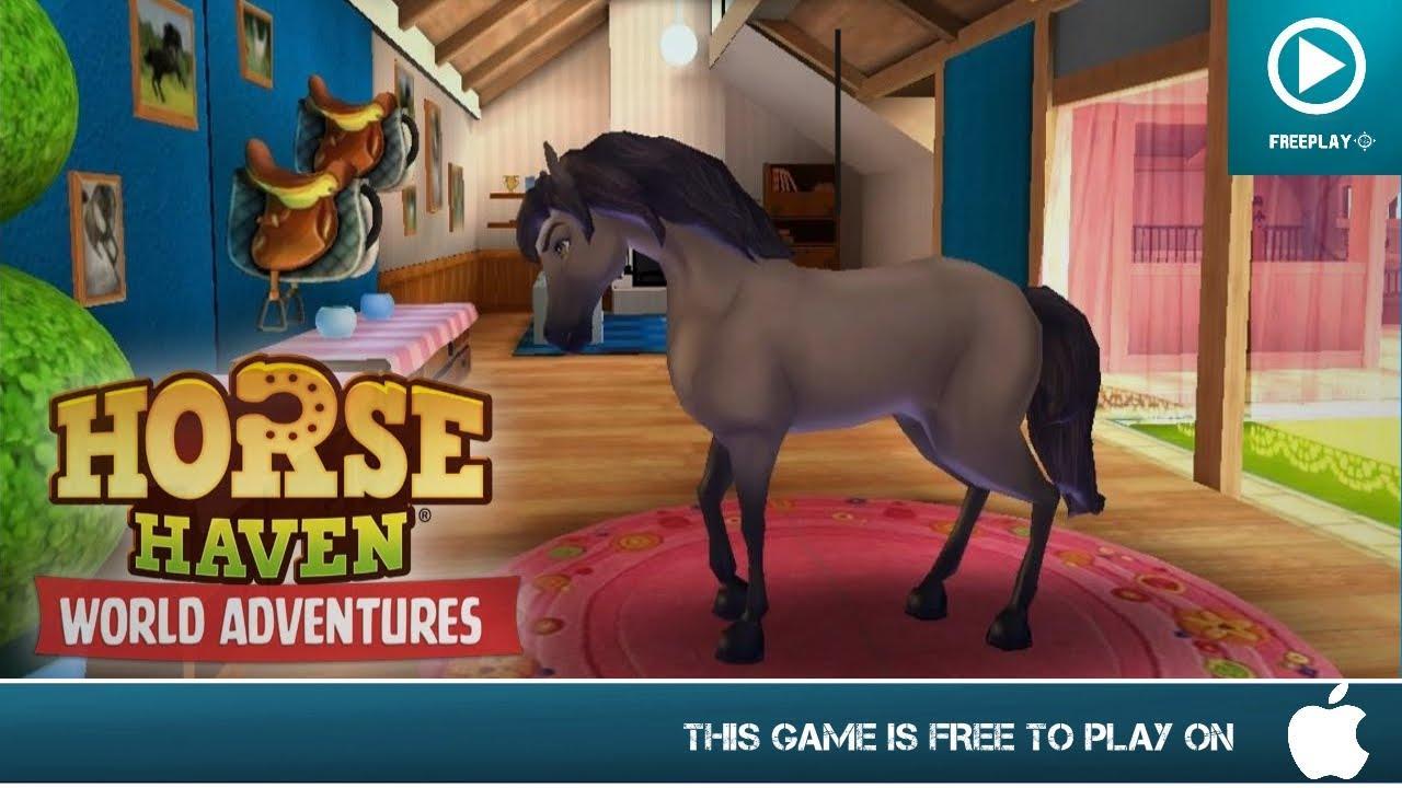 Cultura Geek Horse Haven 1