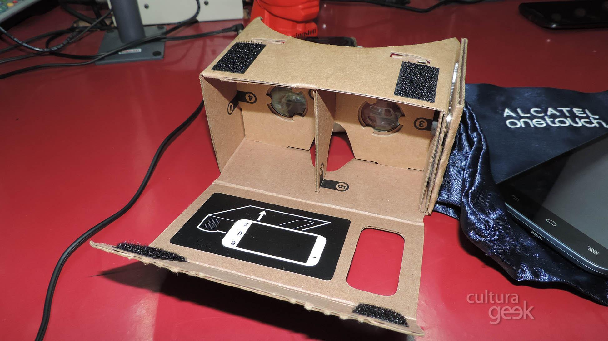 Cultura Geek 184 con la reseña del Google Cardboard, Alcatel Pop C9 y lel sorteo Restart! youtube 360