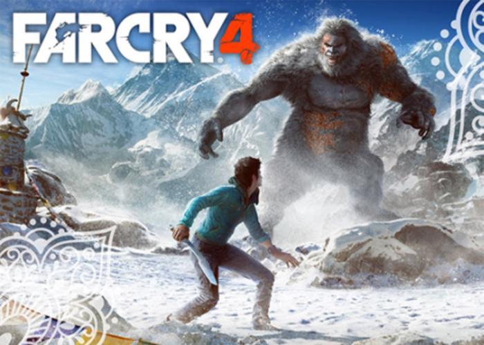 Far Cry 4 @culturageek