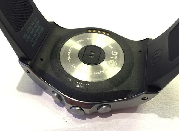 LG Watch Urbane 3 culturageek.com.ar