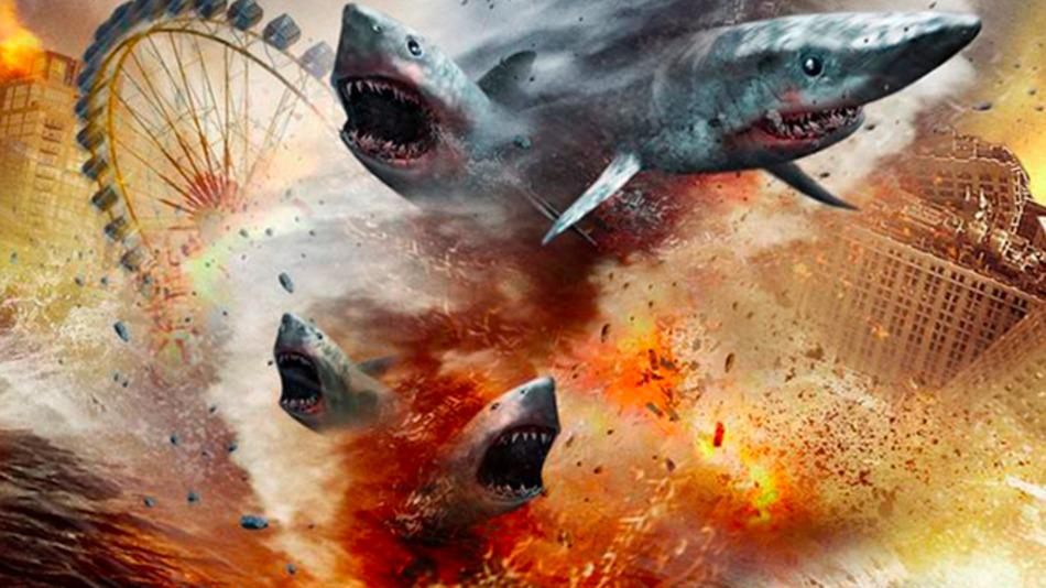 Sharknado 3 @culturageek