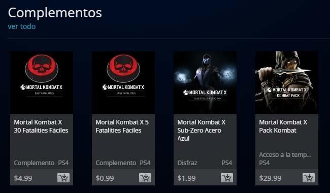 Mortal Kombat X @Culturageek