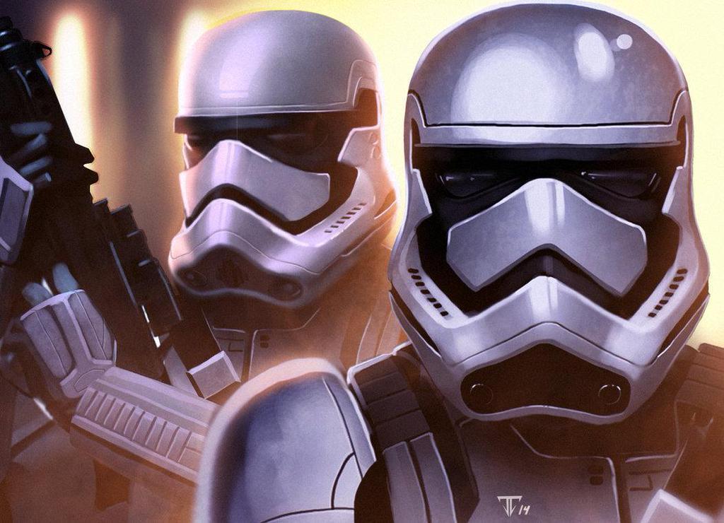 Cultura Geek Cascos Stormtrooper 2