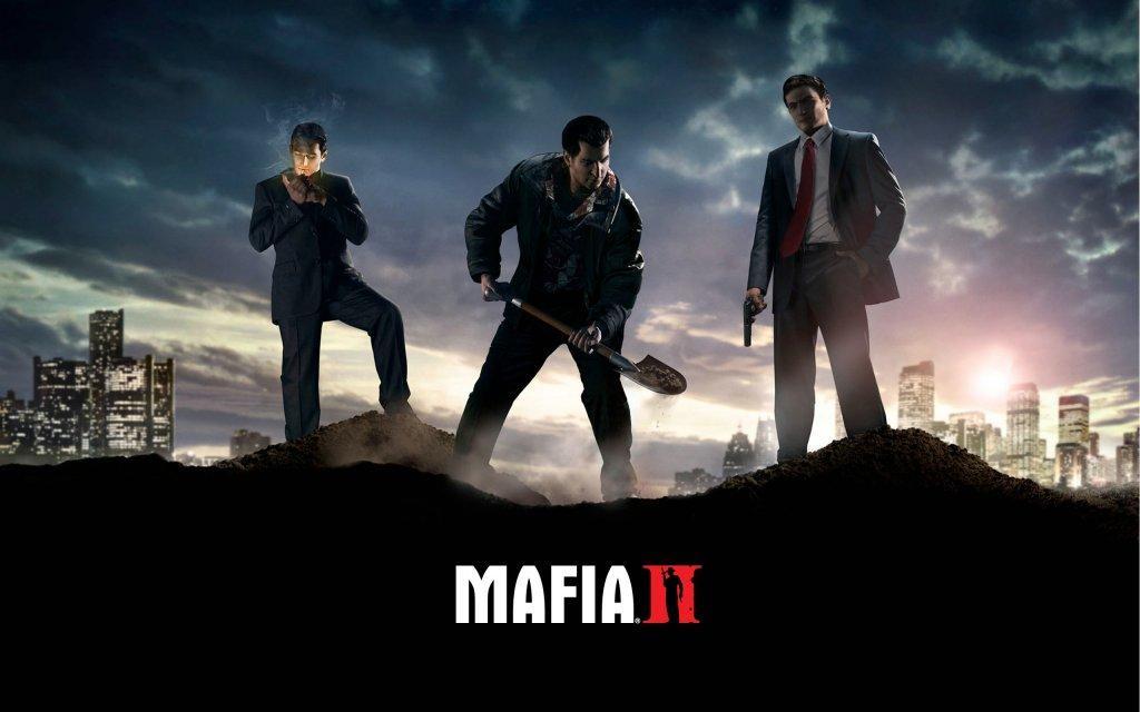 Cultura Geek Mafia II games with gold