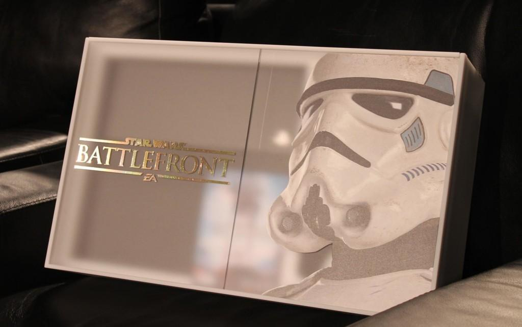 Cultura Geek PS4 Star Wars Battlefront 1
