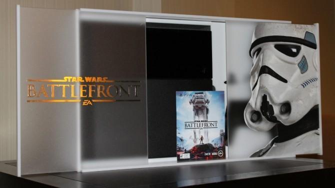 Cultura Geek PS4 Star Wars Battlefront 2