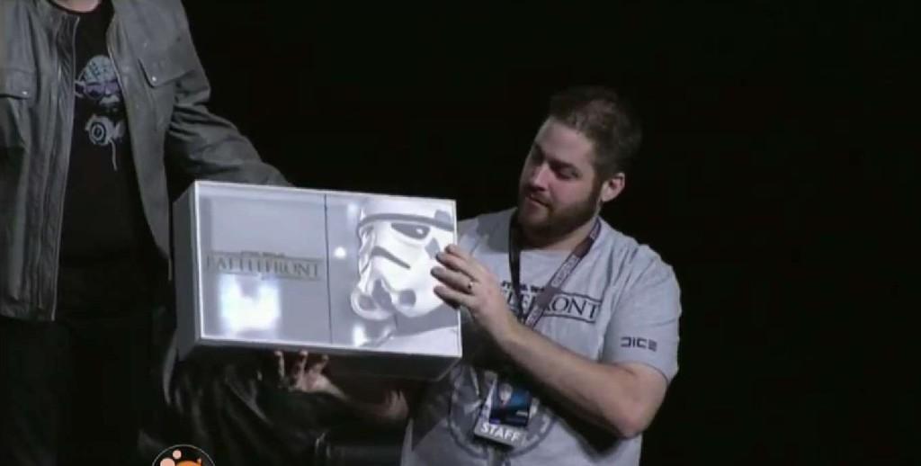 Cultura Geek PS4 Star Wars Battlefront 4