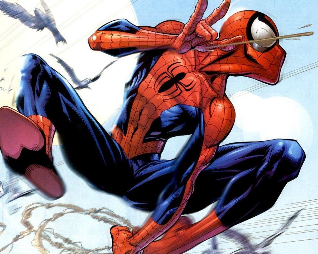 Cultura Geek Spider-man 1