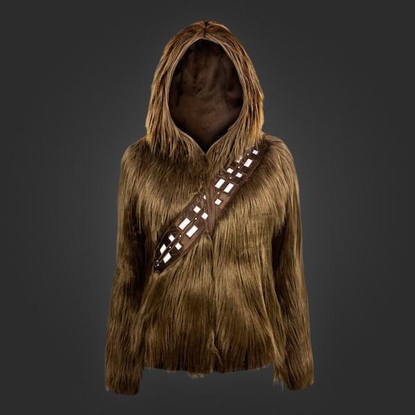 Cultura Geek Campera Chewbacca 1