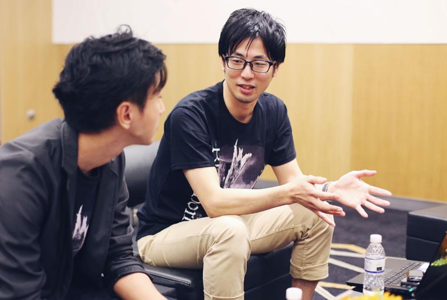 Cultura Geek Entrevista Masaaki Yamagiwa 2
