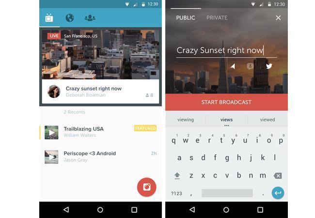 Cultura Geek Periscope Android 1 lo mejor de 2015