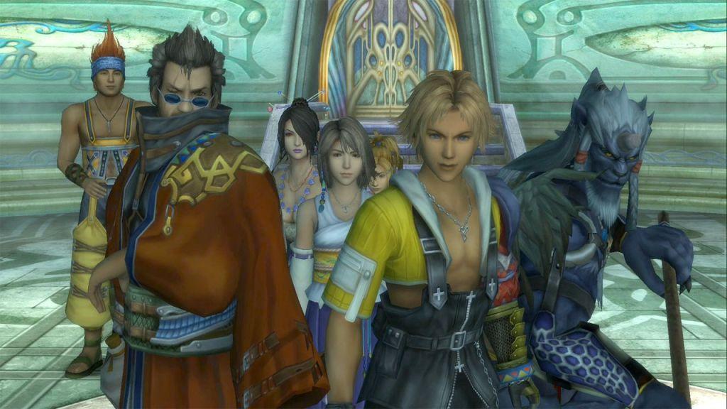 Cultura Geek Review Final Fantasy X HD 2