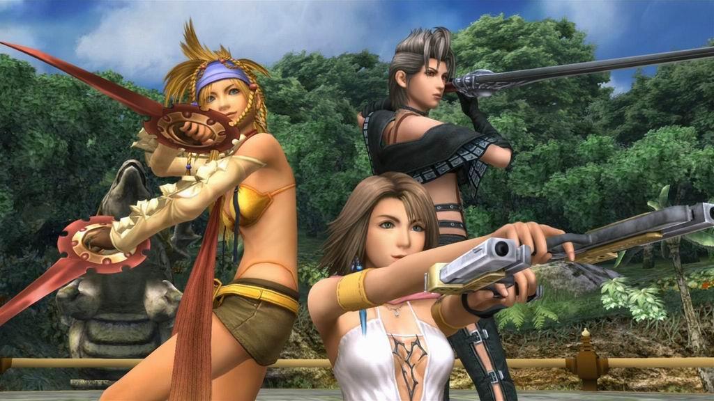 Cultura Geek Review Final Fantasy X HD 4