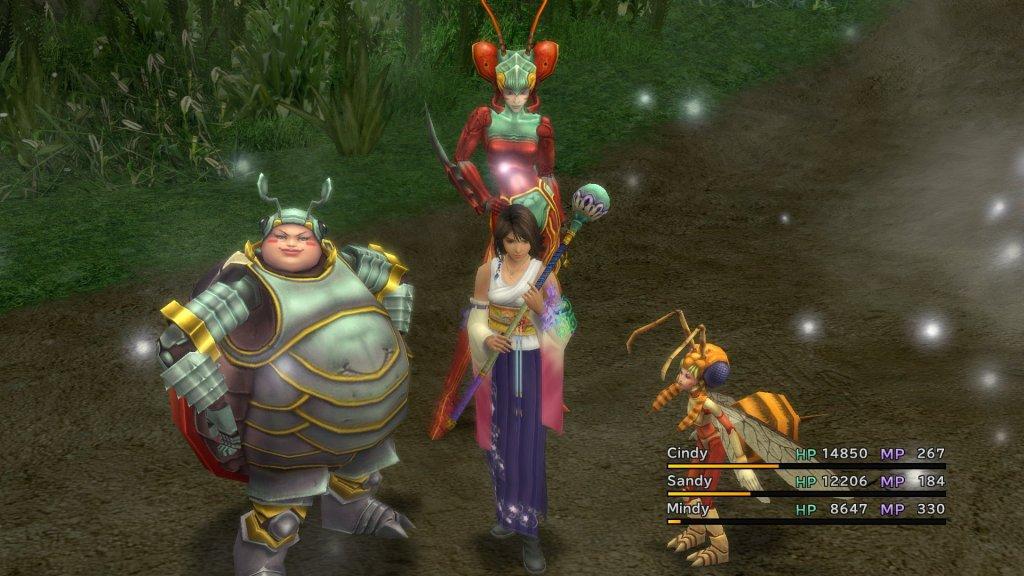 Cultura Geek Review Final Fantasy X HD 5