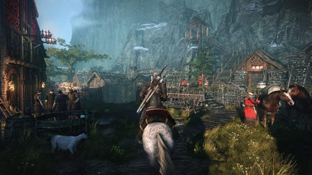 Cultura Geek Review The Witcher 3 2