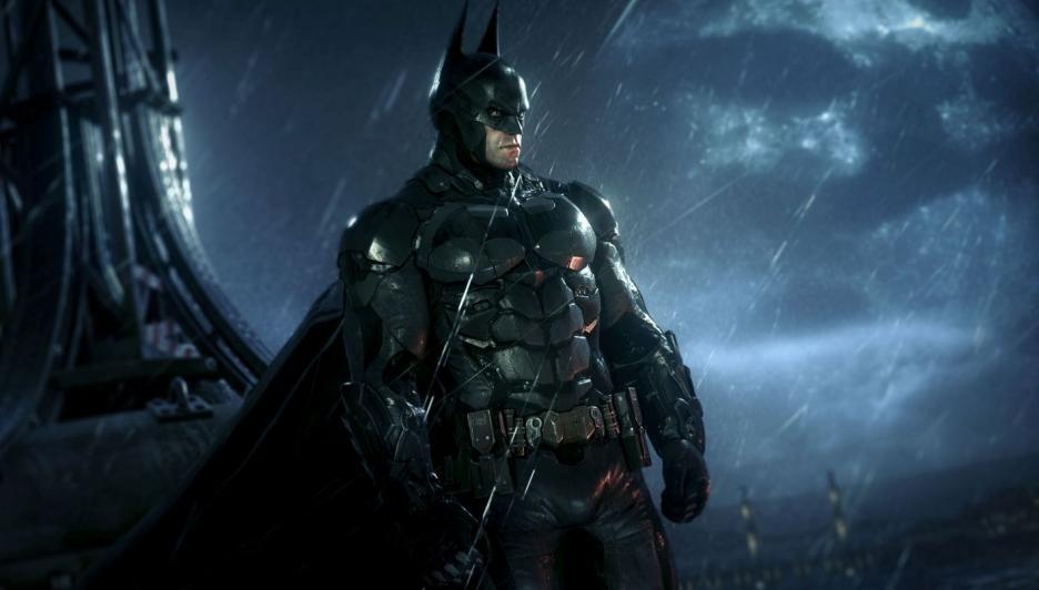 Cultura Geek Batman Arkham Knight 1