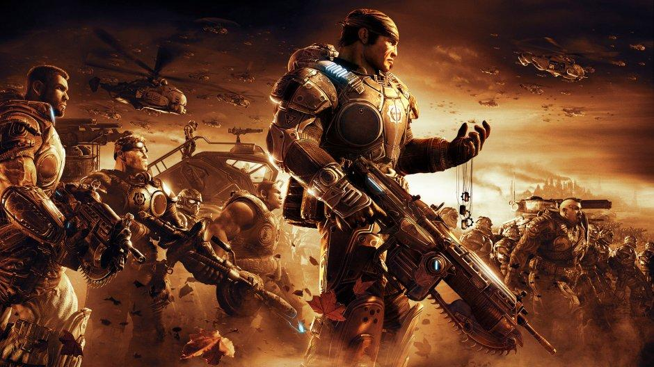 Cultura Geek Gears of War 3 Games With Gold Julio 2015
