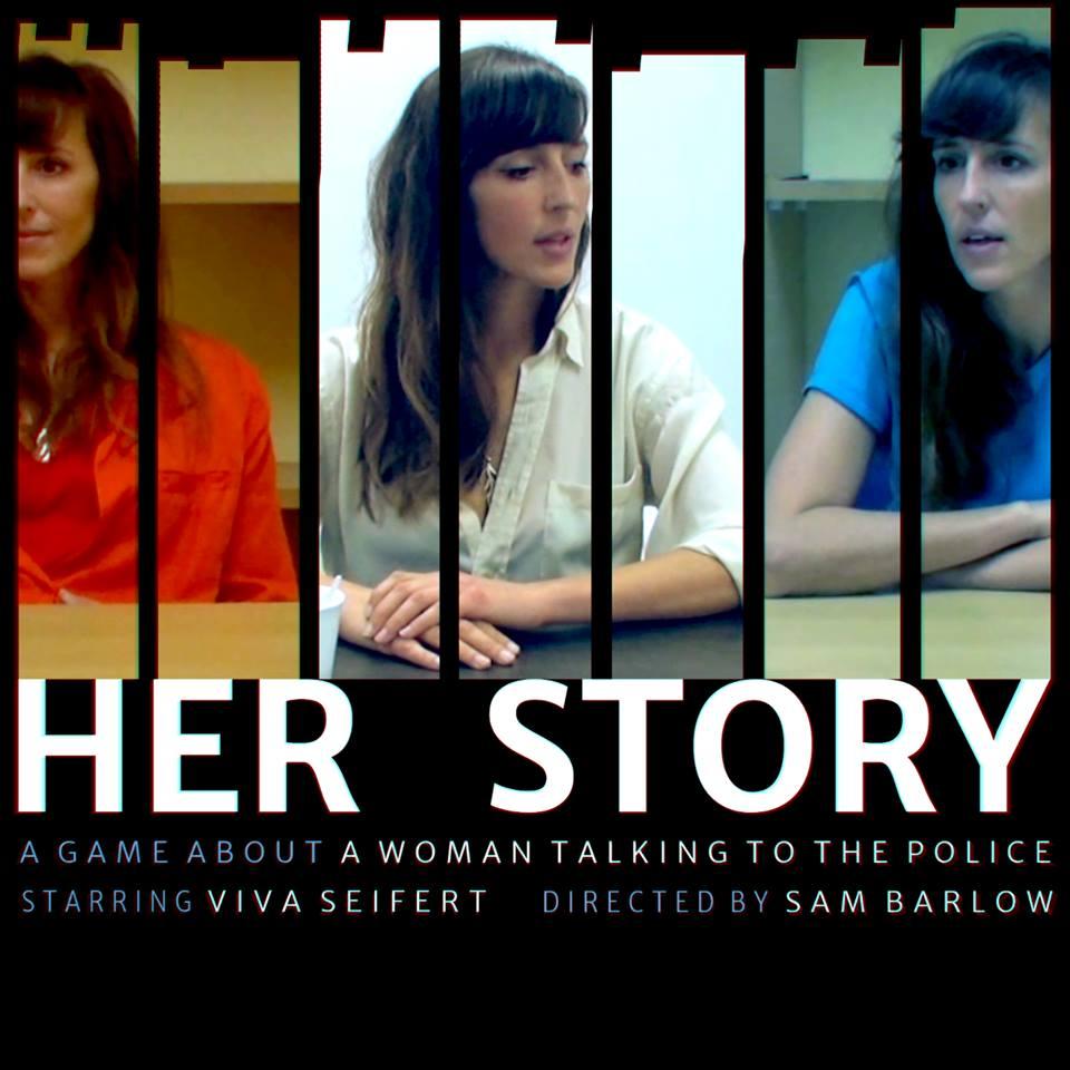Cultura Geek Her Story 1