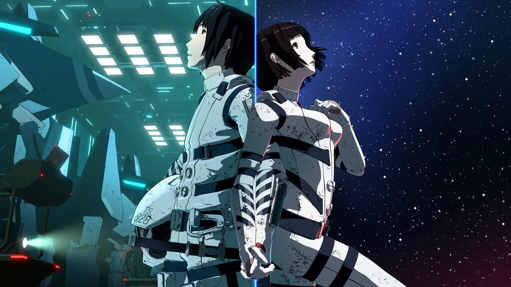 Cultura Geek Knights of Sidonia 1