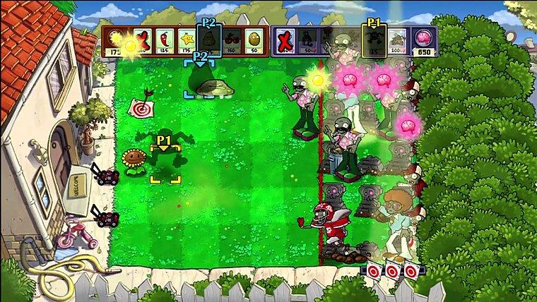 Cultura Geek Plants vs Zombies Games With Gold Julio 2015