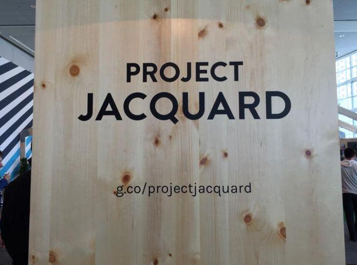 Cultura Geek Project Jacquard 1