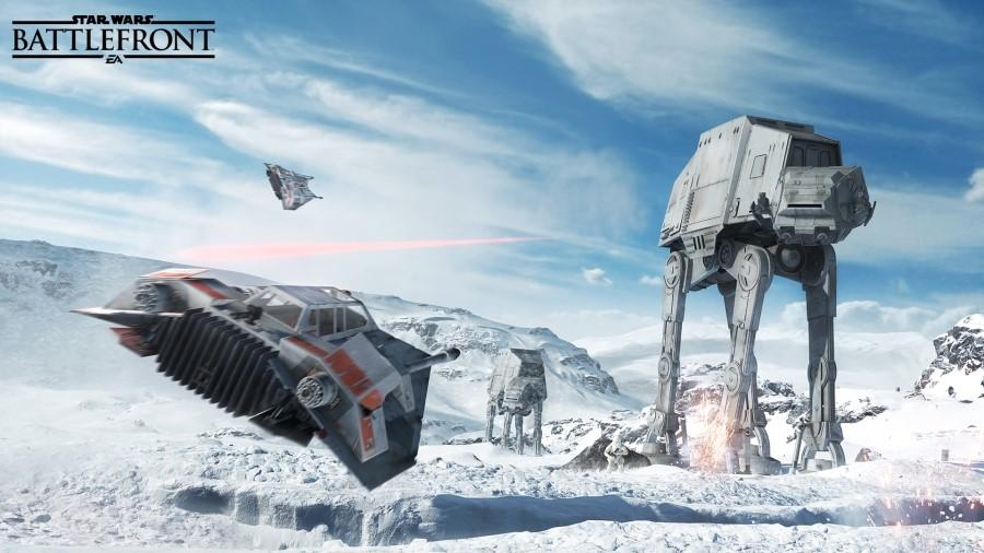 Cultura Geek Star Wars Battlefront E3 2015