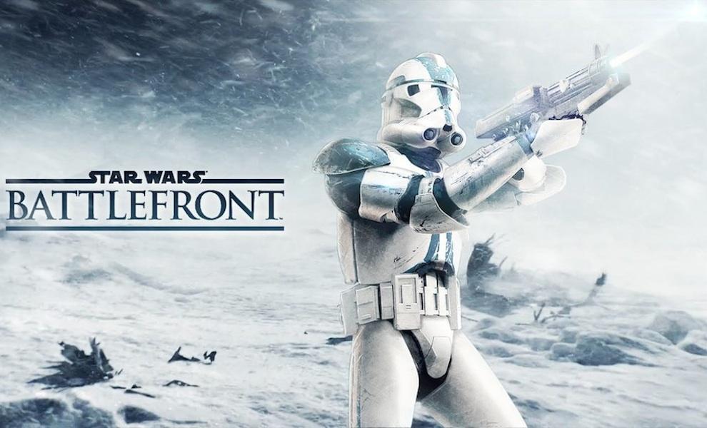 Cultura Geek Star Wars Battlefront