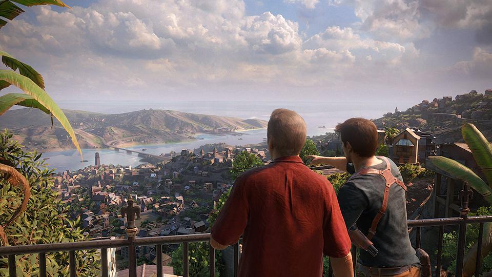 Cultura Geek Uncharted 4 E3 2