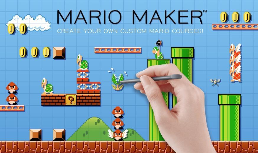 Cultura-Geek-Yoshi's-Super Mario Maker-E3-2015